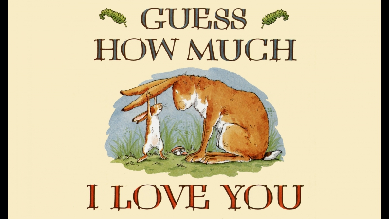 Guess How Much I Love You- Compilation - Fun With Little Field Mouse Part 2