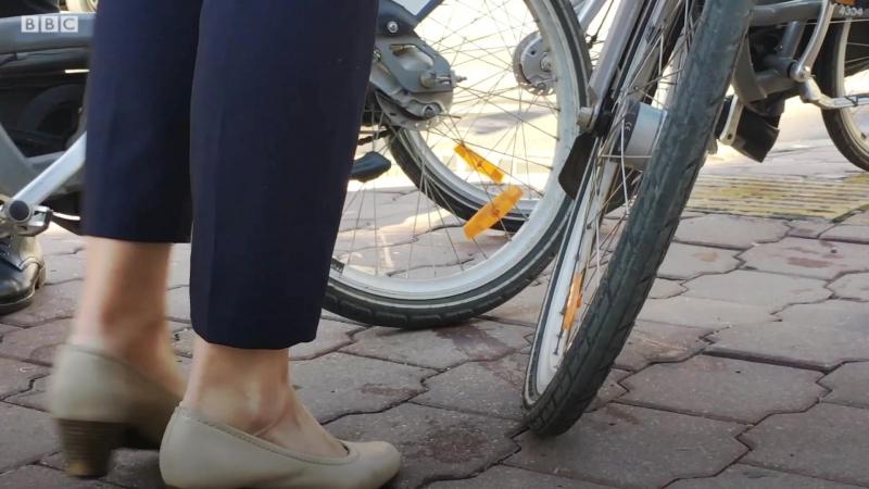 На работу на велосипеде в Москве? Такое возможно!