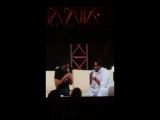 Ian Somerhalder at Saudi Con about dad life
