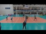 HIGHLIGHTS. Югра-Самотлор — Динамо-ЛО Суперлига 2017-18. Мужчины