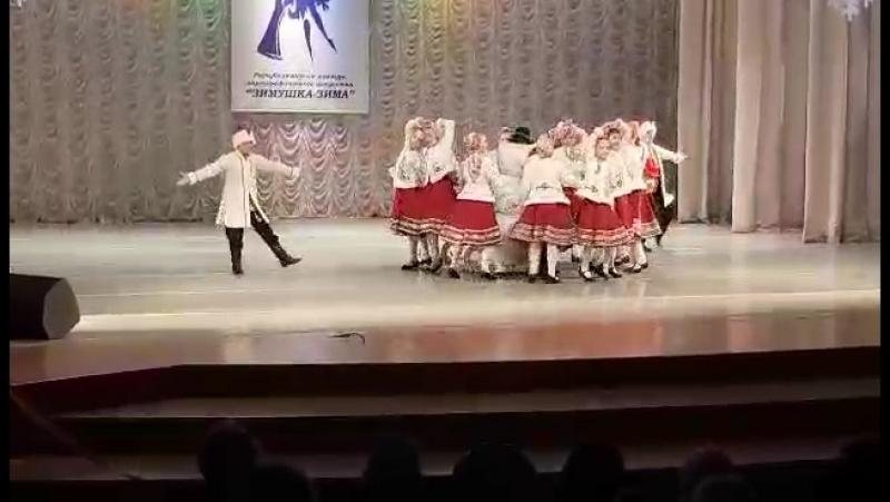 VII Республиканский конкурс хореографического искусства