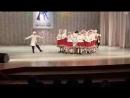 VII Республиканский конкурс хореографического искусства Зимушка - Зима. Танец Зимние забавы