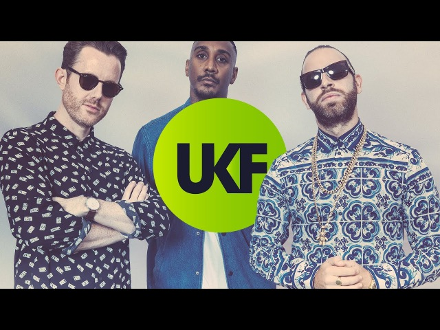 Origin Unknown - Valley of the Shadows (Chase Status Remix)