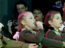 Пермские кадеты на Фестивале детской патриотической песни