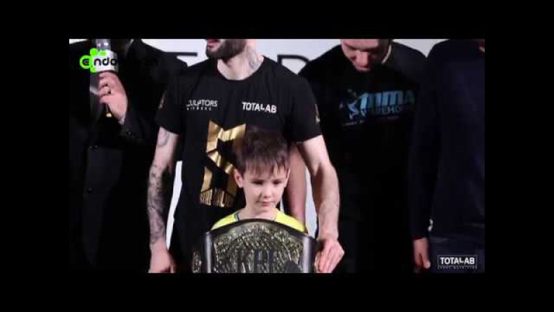 Открытая тренировка бойцов MMA перед турниром KPF 3 (11.11.17)