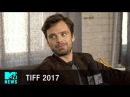 "Sebastian Stan On 'The Avengers' Working w/ Margot Robbie on ""I, Tonya | TIFF17 | MTV News"