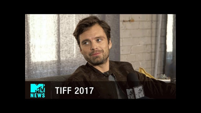 "Sebastian Stan On 'The Avengers' Working w/ Margot Robbie on ""I, Tonya"
