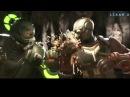 Injustice 2 - Бэйн против Дэдшота - Intros Clashes rus
