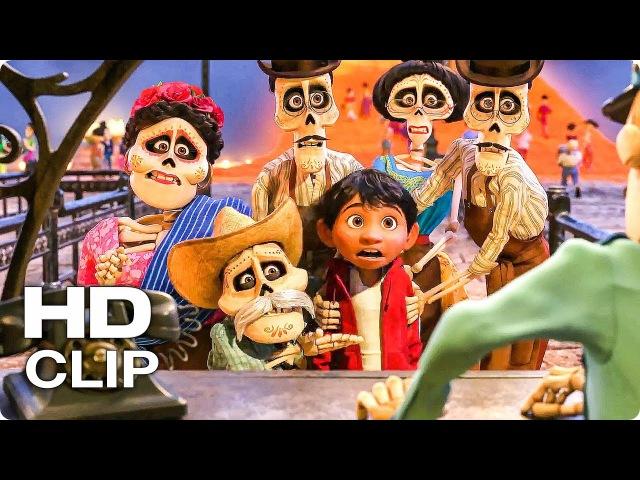 ТАЙНА КОКО - Клип Семья Pixar (2017) Ли Анкрич ✩ Мультфильм, Семейное Приключение HD