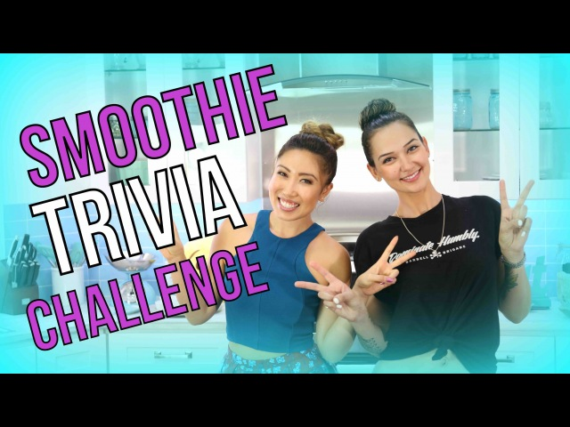 Smoothie Trivia Challenge with Geo from JKFilms!
