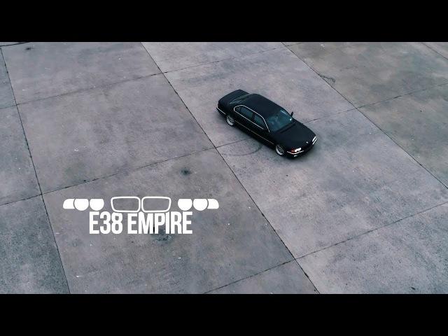 Bagged BMW E38 750iL V12