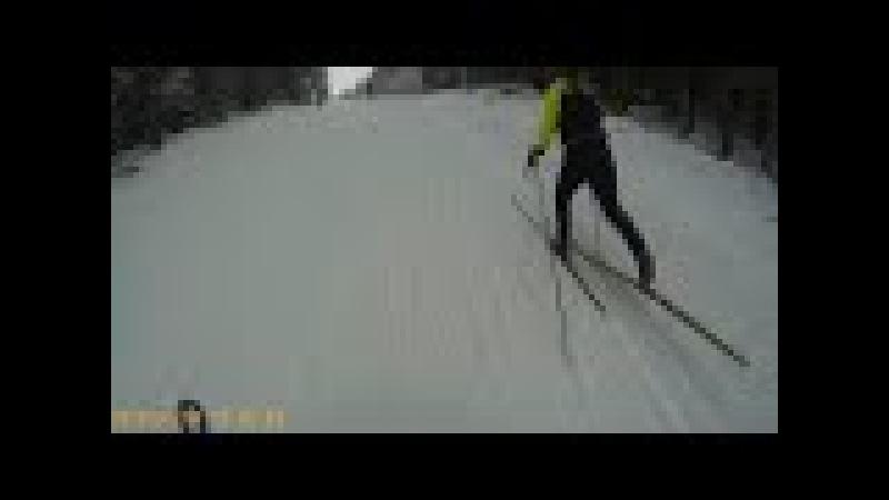 Трасса 10км Лыжный Биатлонный комплекс Перекоп