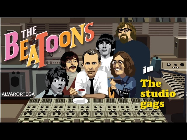 The Studio Gags -The Beatoons - Full Serie