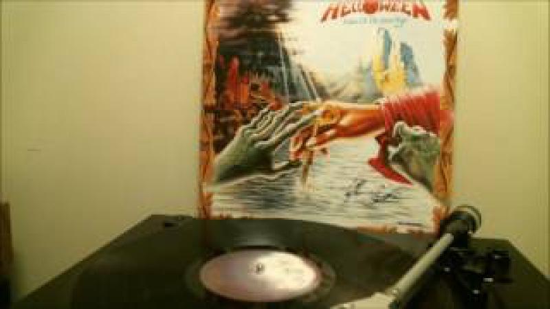 Helloween | Keeper of the Seven Keys Part II | Full Album (vinyl)