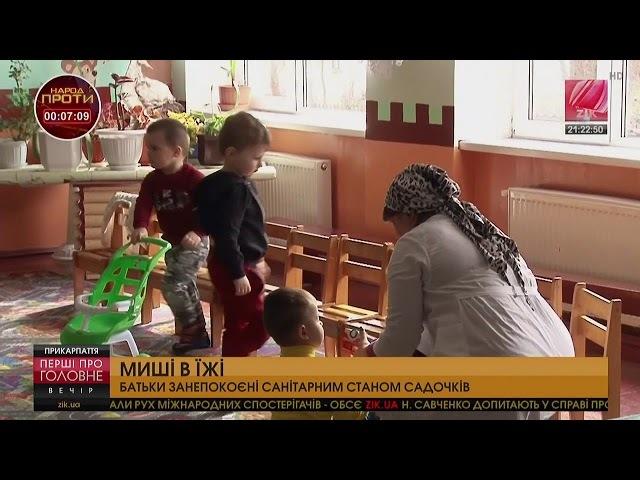 Миші в їжі - чим годують українських дітей у садочках?