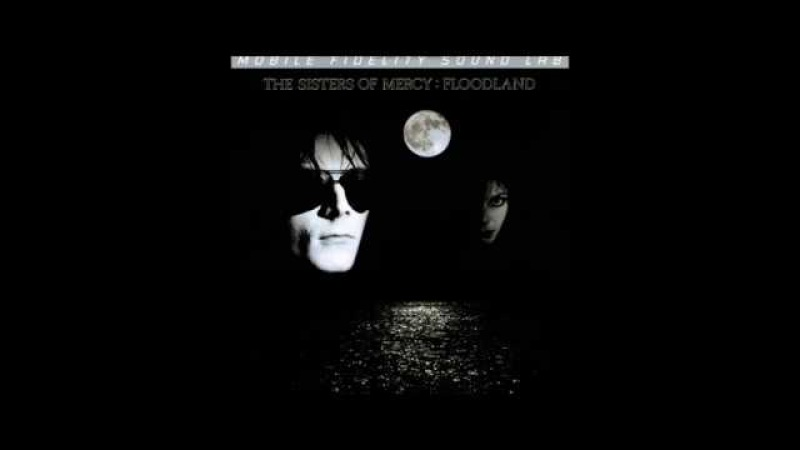 The Sisters Of Mercy -1987- Floodland (LP, 2013, US, Mobile Fidelity Sound Lab)