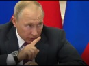 Putin death stare: Snoozing officials poop pants