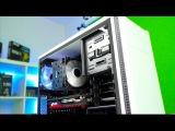 КАК СОБРАТЬ ИГРОВОЙ КОМПЬЮТЕР НА iNTEL CORE i5-7400 + MSI Geforce GTX 1060?