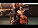 И.С. Бах. Концерт для клавесина и струнного оркестра N5 f-moll 1 часть.