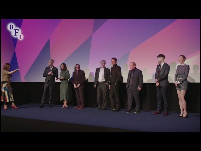 ON CHESIL BEACH QA | BFI London Film Festival 2017
