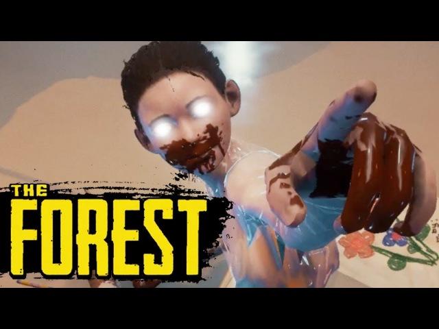 TheBrainDit|4 ЧЕЛОВЕКА В БОЮ С ФИНАЛЬНЫМ БОССОМ! - The Forest
