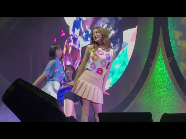 EXID 혜린51221;화-냠냠쩝쩝 (Asia Tour in Seoul @연세대학교 백양 콘서트 홀) 2017.08.12