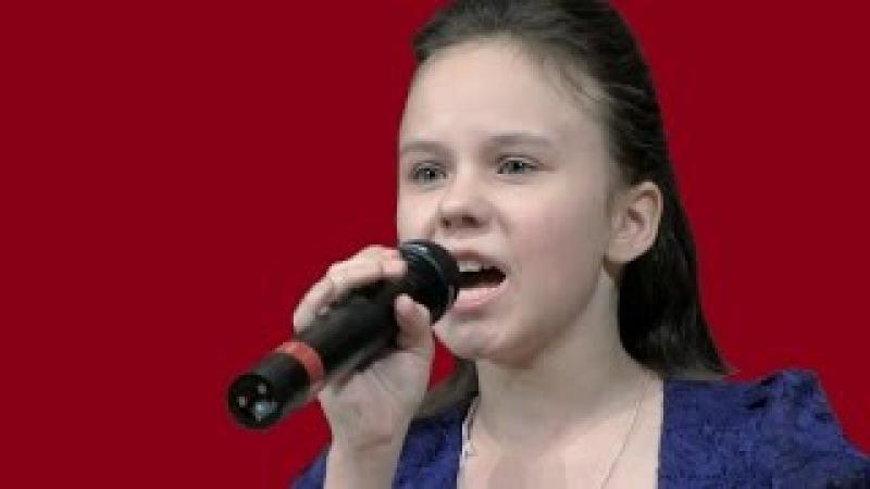 Daria Lebedeva Конкурс Дети Ольга Кормухина - Путь cover by Дарья Лебедева Роза ветров Voice Vocal
