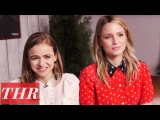 Dianna Agron and Morgan Saylor on Playing Young Nuns in 'Novitiate' Sundance 2017