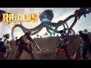 Raiders of the Broken Planet Alien Myths Gamescom 2017 Trailer