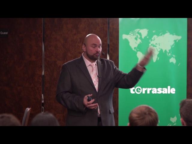 Terrasale - Социальная сеть будущего. Игорь Шостка