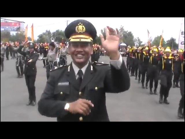 GOYANG MAUMERE SPN PMJ (Polda Metro Jaya)