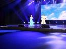 Синяя вечность Гурбан Аббасов и Наталья Кудряшова исполнение вживую Национальная опера 2017