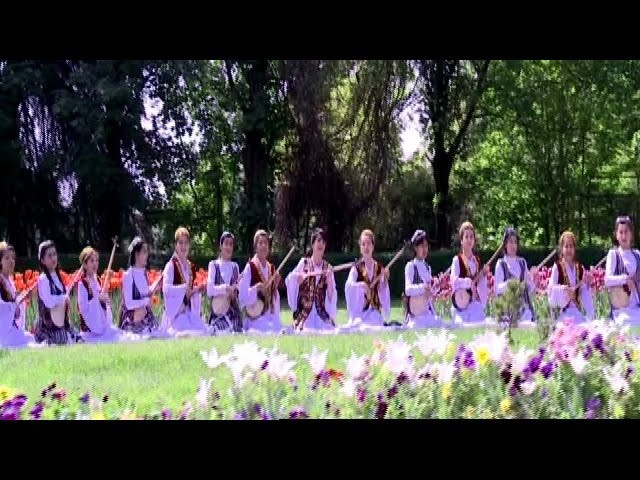 Ансамбли дуторнавозони (ш. Турсунзода) - Бахор омад