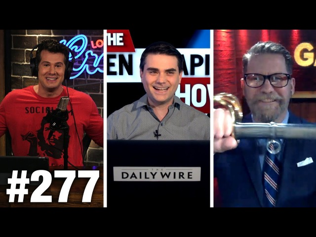 277 CROWDER IS BACK TRUMP DID WHAT Ben Shapiro and Gavin McInnes Guest Louder With Crowder