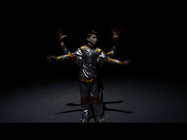 Merrick Hanna Aidan Carberry Robot Dance Collaboration