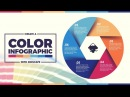 Inkscape Tutorial: Colorful Infographic Template