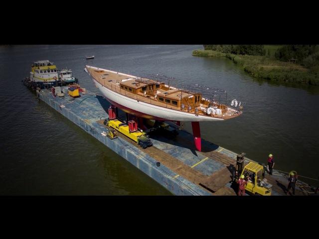 Claasen Shipyards Acadia
