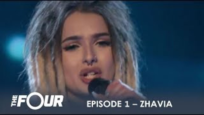 Zhavia Shes Only 16 But Wait What Happens When She Opens Her Mouth   S1E1   The Four