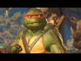 Injustice 2: 7 Minutes of Ninja Turtles Gameplay
