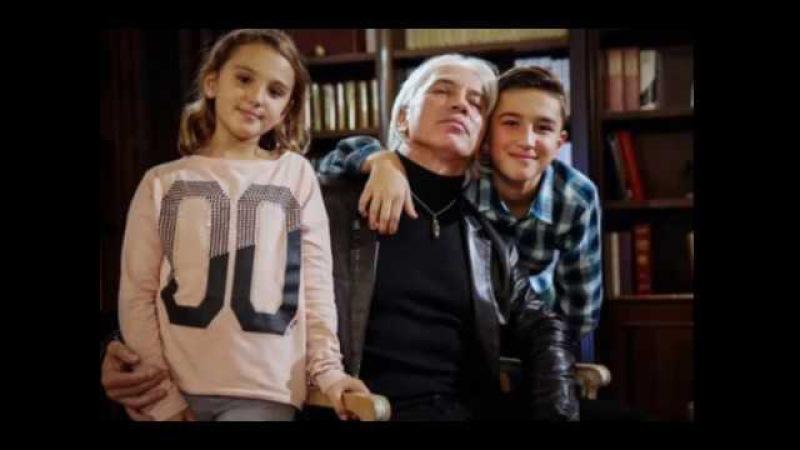 Скучаю по тебе Младшая Дочь Хворостовского Опубликовала Редкий Архивный Снимок Отца