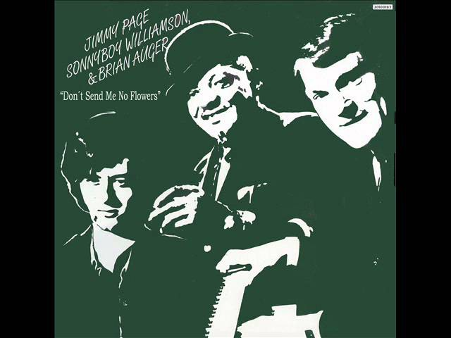 Jimmy Page, Sonny Boy Williamson II Brian Auger - Don't Send Me No Flowers (1964) - Jazz Blues