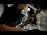 Дмитрий Бондаренко. Deep Purple  Smoke On The Water. Ritchie Blackmore solo (cover)