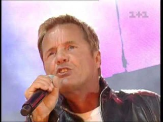 Dieter Bohlen - My Bed Is Too Big Live Discoteka 80 Moscow 2009