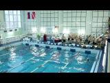 Соревнования по плаванию среди клиентов СК