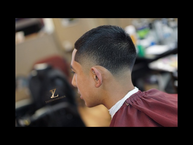 Bald taper Tutorial With part how to cut