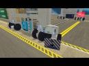 RTG - Rubber Tyred Gantry Crane Simulator by GlobalSim