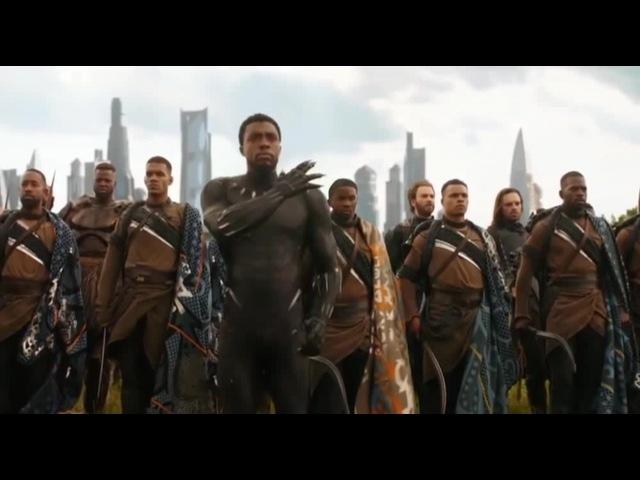Black Panther Macarena · coub, коуб