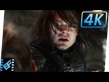 Captain America vs Bucky (Part 2)  Captain America The Winter Soldier (2014) Movie Clip