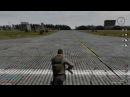Тараним самолет на шахе Arma2 DayZ mod