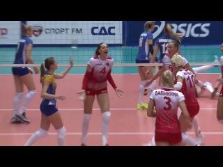 HIGHLIGHTS  Динамо Метар   Протон Суперлига 2017 18  Женщины